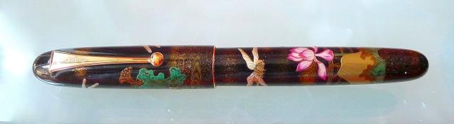 Namiki Dragonfly & Lotus-full