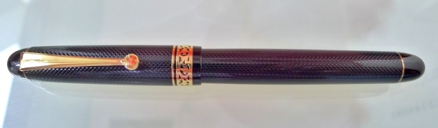 Pilot 65th Anniversary Pen was made in 1983 to mark its milestone since the dates of its founders.